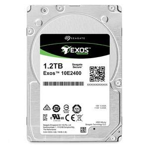 "Seagate ST1200MM0139 Exos 1.2TB 10K RPM SAS 12Gb/s 512e/4Kn 256MB Cache 2.5"" SED Hard Drive"