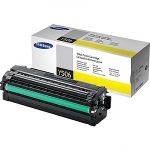 Samsung CLT-Y506L/SU517 Yellow toner