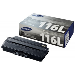 Samsung MLT-D116L/SU837 High Yield Black Toner Cartridge