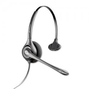 Plantronics PLT-HW251N SupraPlus Monaural Noice Cancelling Wideband Headset