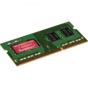 Synology RAM1600DDR3-4GB 4GB 204-Pin SODIMM DDR3 RAM Module