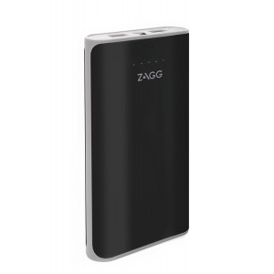Zagg IFIG12-BK0 Ignition 12000 mAh Power Pack With Flash Light - Black