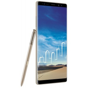 Samsung  GALAXY NOTE 8 GOLD Note 8