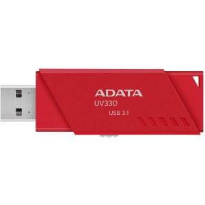 Adata AUV330-128G-RRD 128GB Red USB-A 3.0 USB Flash Drive