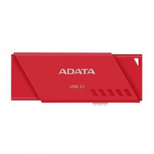 Adata AUV330-64G-RRD 64GB USB 3.1 Red USB Flash Drive