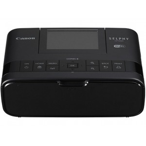 Canon 2234C002AA Selphy CP1300 Black Photo Printer