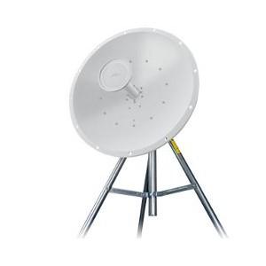 Ubiquiti UBAM-5G30D-LW-RA 5GHz 34dBi Dual Polarized Dish, 5100-5800MHz, 3.5ft, SMA(F)RPx2, PtP Iso 35dB