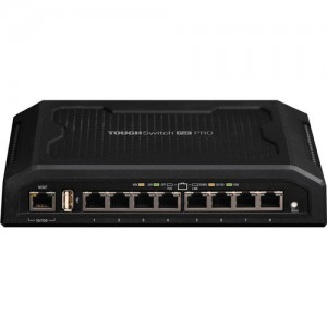 Ubiquiti UBNT-TS-8-PRO Networks TS-8-PRO TOUGHSwitch Pro 8-Port Advanced PoE Controller