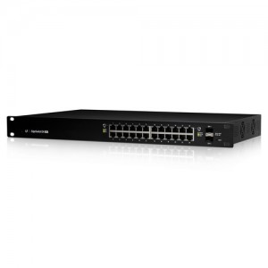 Ubiquiti  UBNT-ES-24-500W Networks EdgeSwitch 24-Port 500-Watt Managed PoE+ Gigabit Switch