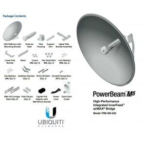Ubiquiti UBNT-PBE-M5-620 5GHZ 620 29dBi PowerBeam