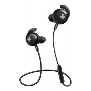 Philips SHB4305BK/27 Bass+ Bluetooth Earphones Headphone Black