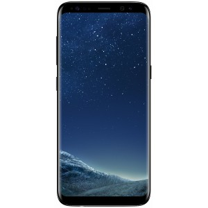 SAMSUNG GALAXY S8 BLACK  Smart phone