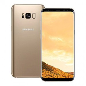 SAMSUNG GALAXY S8 GOLD (Maple Gold, 64 GB) (4 GB RAM)