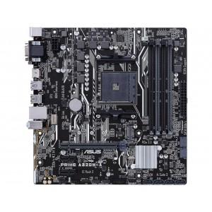 Asus PRIME A320M-A AM4 AMD A320 SATA 6Gb/s USB 3.1 HDMI uATX AMD Motherboard