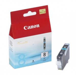 Canon 0624B001AF  CLI-8PC Photo Cyan Ink Tank