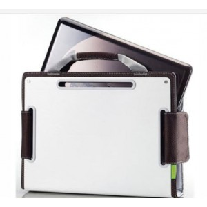 "Choiix ???? C-MB02-C1 12"" Brown, Ergonomic Metal Sleeve"