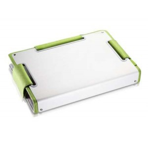 Choiix  ????? C-MB03-G1  Ergonomic Metal Sleeve 14 Inch, Green