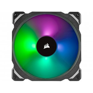 Corsair CO-9050077 ML140 PRO 140mm Premium Magnetic Levitation RGB LED PWM Fan