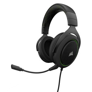 Corsair CA-9011171 HS50 Stereo Green Gaming Headset