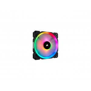 Corsair CO-9050073 ll Series ll140 RGB 140mm Dual Light Loop RGB LED PWM Fan