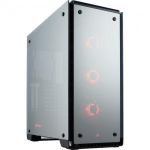 Corsair CC-9011126-?? Crystal Series 570X RGB Mirror Black Tempered Glass Premium ATX Mid Tower Case