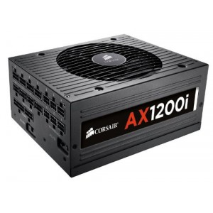 Corsair CP-9020008 AX1200i Digital ATX 1200 Watt Power Supply Unit