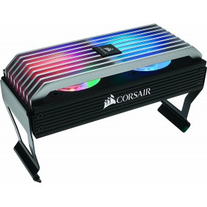 Corsair CMDAF2 Dominator Platinum Airflow RGB LED memory Fan Cooling