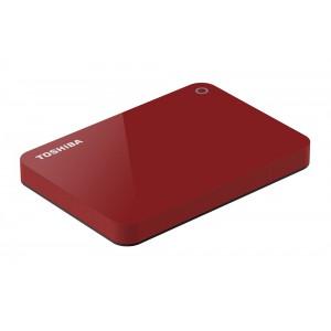 Canvio Advance 2TB Red