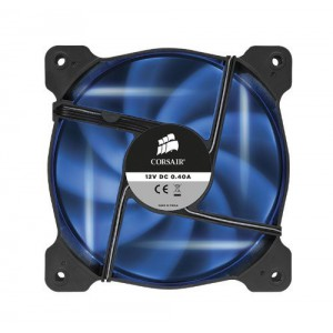 Corsair Air Series SP 120 LED Blue High Static Pressure Fan Cooling