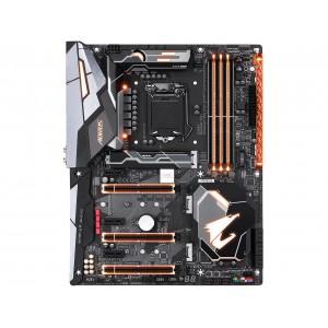 Gigabyte GA-Z370-AORUS-GAMING7  Intel Z370 HDMI SATA 6Gb/s USB 3.1 ATX Intel Motherboard