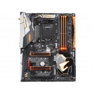 Gigabyte GA-Z370-AORUS-GAMING5 Intel Z370 (WiFi AC) HDMI SATA 6Gb/s USB 3.1 ATX Intel Motherboard