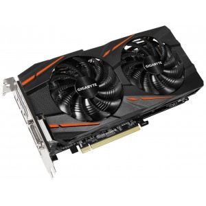 Gigabyte GV-RX570GAMING-4GD 4GB 256-Bit GDDR5 PCI Express 3.0 x16 CrossFireX Support ATX Graphics Card