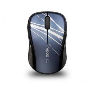 Rapoo 3100P BLUE 5.8Ghz Wireless Mouse