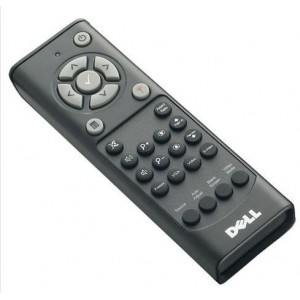 Dell 725-10226  Infrared - Remote control For Dell S300, S300w, S300wi