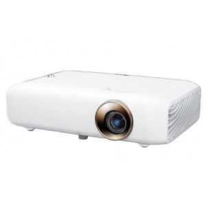 LG LGP-PH550 550 Lumen LED Projector With Battery