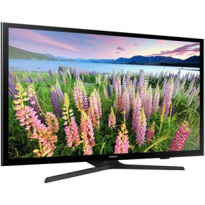 "Samsung 49J5200 49""-Class Full HD Smart Multi-System LED TV"