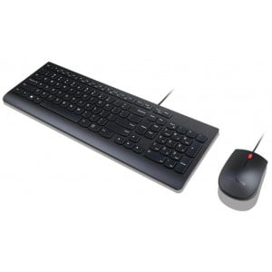 Lenovo 4X30L79883 Essential Wired Keyboard and Mouse Combo (US english)