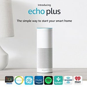 Amazon Echo Plus with built-in Hub-White