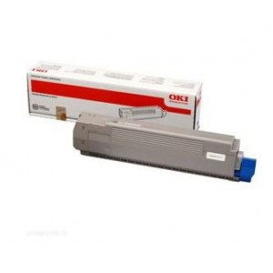 OKI 43459347 High Yield Cyan Laser Toner