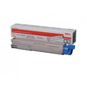 OKI 43459348 High Yield Black Laser Toner Cartridge