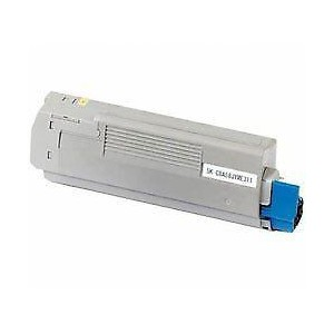 OKI 44059117 Yellow Laser Toner Cartridge