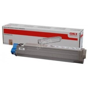 OKI 44036024 Black Laser Toner Cartridge