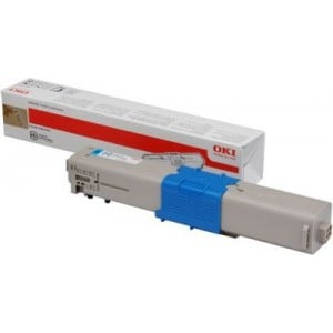 OKI 44973541 Yellow Laser Toner Cartridge