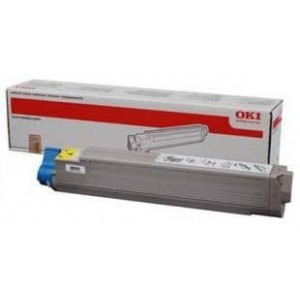 OKI 44036021 Yellow Laser Toner Cartridge