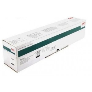 OKI 43837136 Black Laser Toner Cartridge