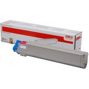 OKI 43837134 Magenta Laser Toner Cartridge