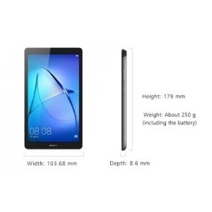 "Huawei Media Pad T3 7"" Android 6.0 1.3GHz quad-core Tablet"