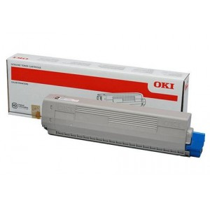 OKI 44844628 Black Laser Toner Cartridge