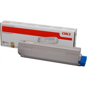 OKI 44844508  Black  Laser Toner Cartridge