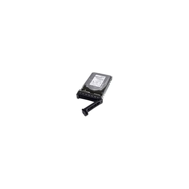 Dell  400-AUSC 7200 RPM SAS Hard Drive 6Gbps 512n 2.5in Hot-plug Drive- 2 TB